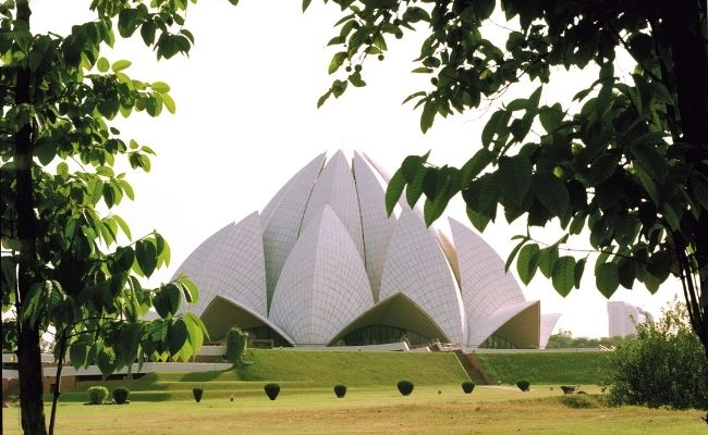 Things to do in India Lotus Temple