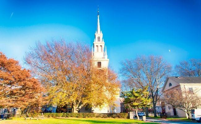 Trinity Church Rhode Island