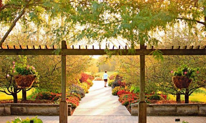 University of Illinois Arboretum Champaign IL