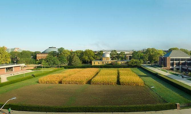 University of Illinois Morrow Plots Champaign IL