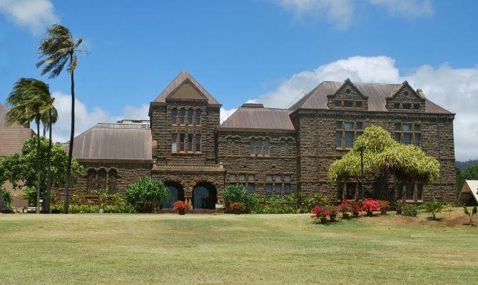 Bernice Pauahi Bishop Museum Honolulu HI