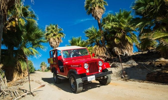 Desert Adventures Red Jeep Tours and Metate Ranch Events