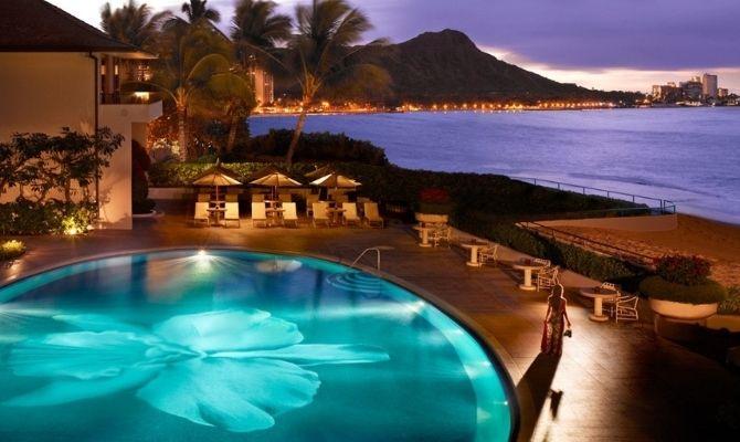 Halekulani Hotel Honolulu