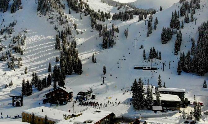Alta Ski Area Utah