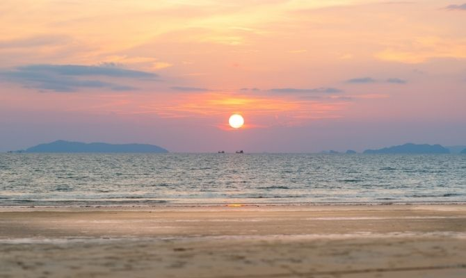 Ao Yai Beach, Koh Phayam