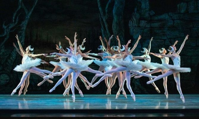 Ballet West Salt Lake City Utah