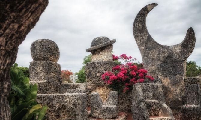 Coral Castle Museum Miami FL