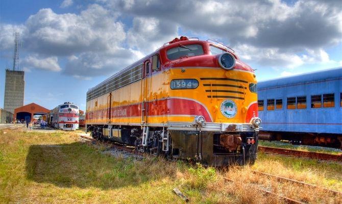 Gold Coast Railroad Museum Miami FL
