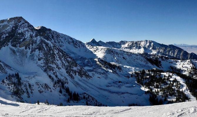 Solitude Mountain Resort Utah