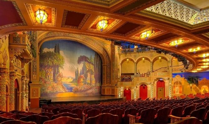 Things to Do in Miami Olympia Theater