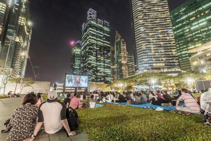 Open Air Cinema MovieMob