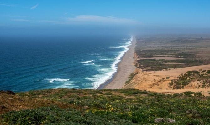 The Great Beach Point Reyes Beach