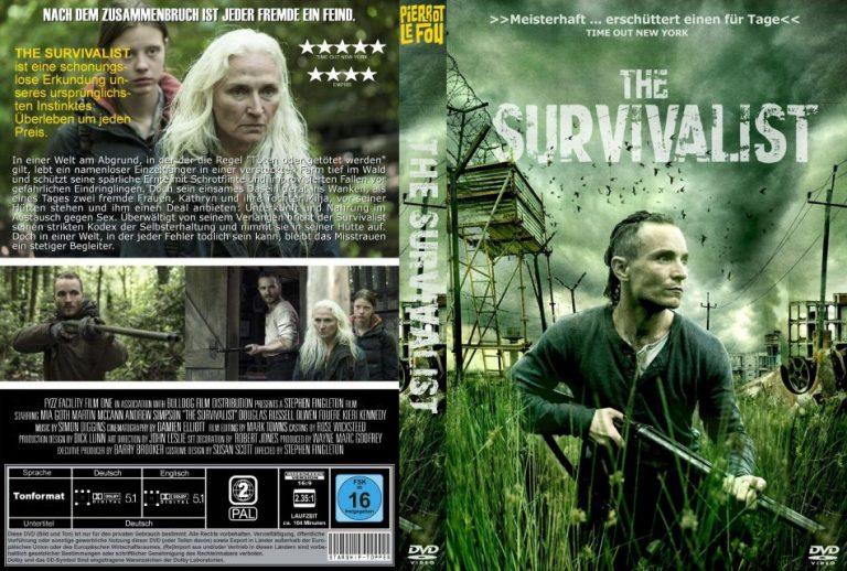 فيلم الدراما والخيال The Survivalist (2015) مترجم
