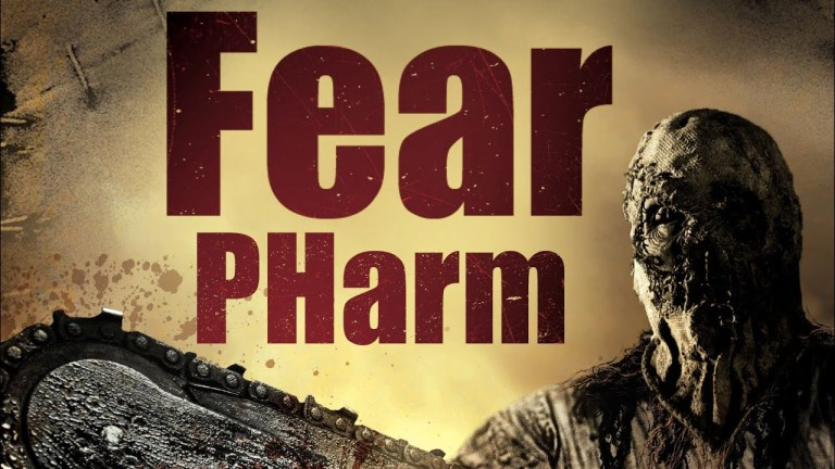 فيلم الرعب Fear Pharm 2020 مترجم