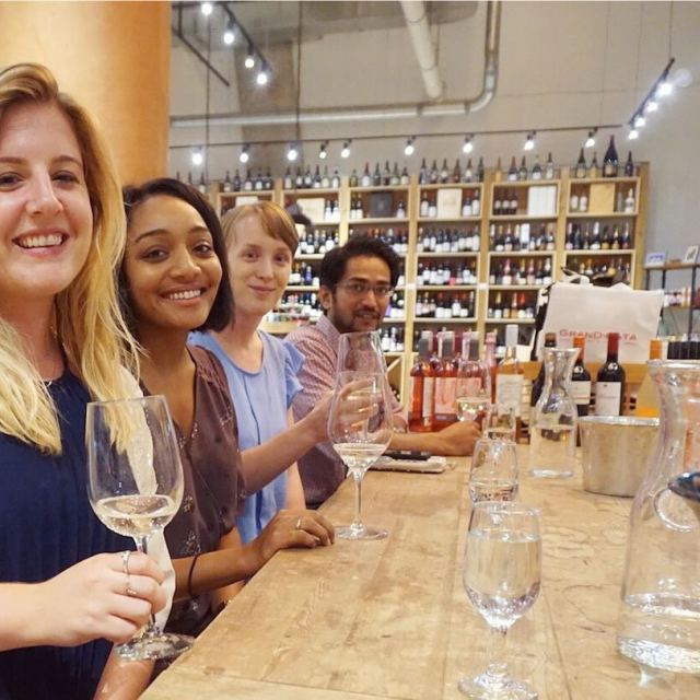The DC Culture Explorers had an amazing time tasting wineshellip