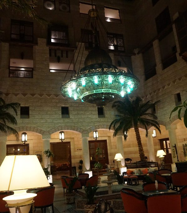 A Jordanian Feast at the Movenpick Petra
