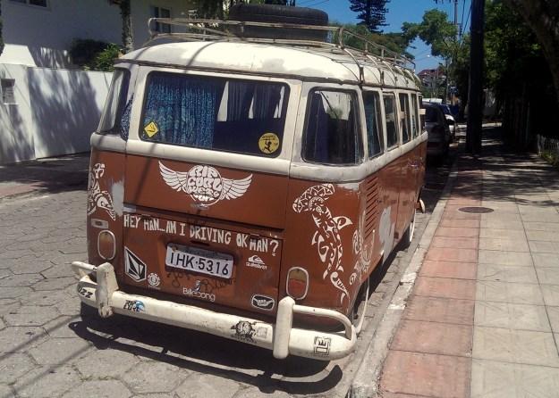 Jamaican Kombi, Florianopolis