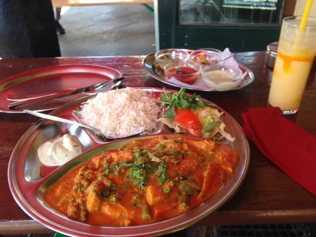 Indian Food SO GOOD