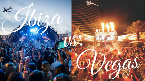 Vegas vs. Ibiza: Which is the Best Party Destination? | Nightlife | Clubbing | EDM | Spain | USA | Florianopolis | Techno | Tourism