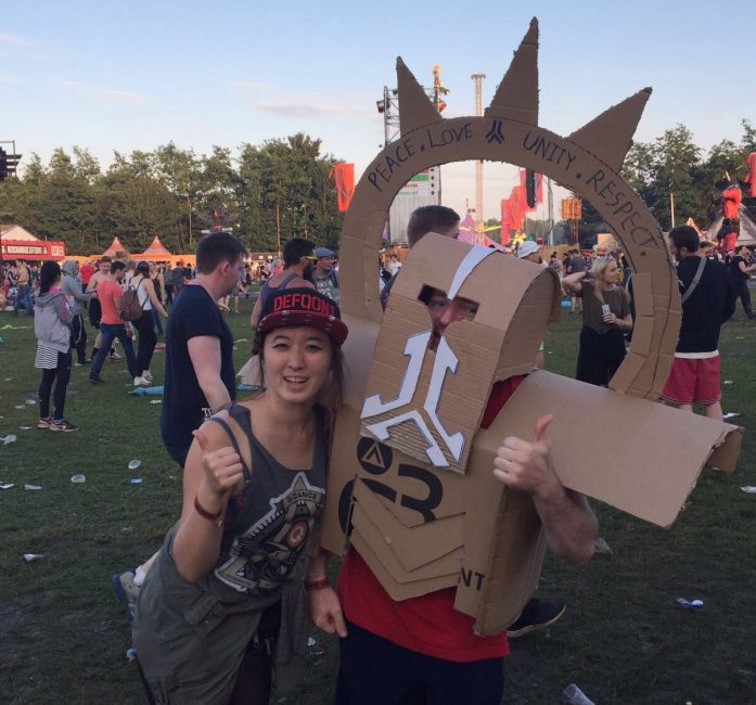 Defqon.1 Review - Outfits