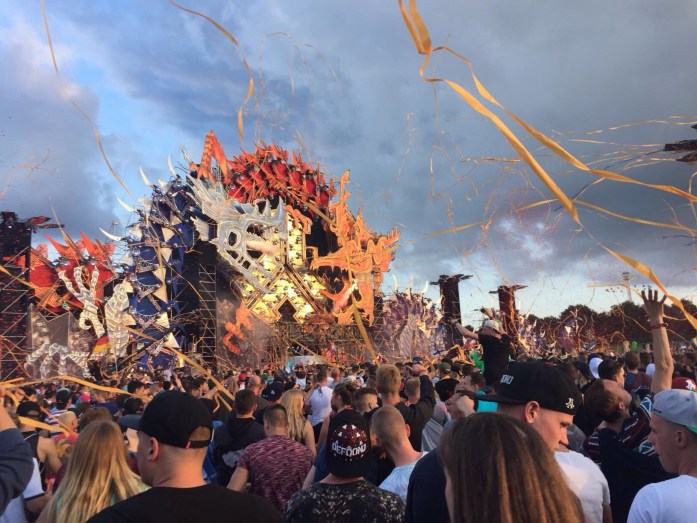 Defqon.1 Review - Mainstage