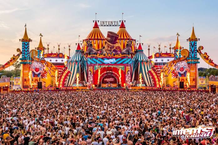 Intents Festival Netherlands