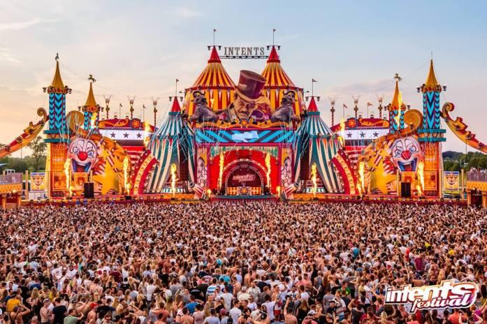Intents Festival Netherlands