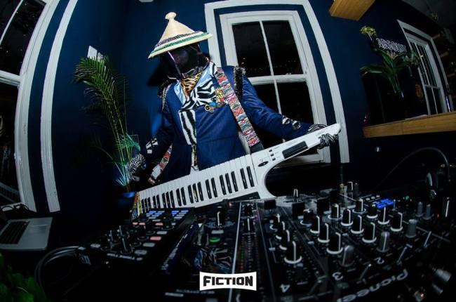 Haezer Ded Haus Launch @ Fiction. Source: Fiction