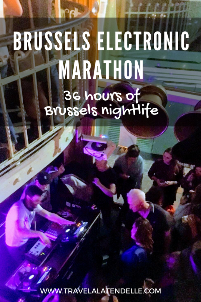 Read to discover Brussels through its sound #electronicmusic #edm #techno #belgium #brussels #nightlife #nightclub