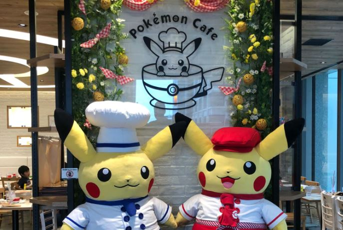 The Pokemon Cafe Tokyo | Ultimate Guide