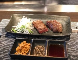 All you can eat A5 Japanese Wagyu Buffet in Tokyo | Ginza Steak