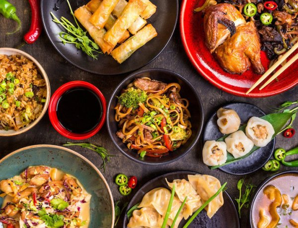 Top 10 Asian food you must try