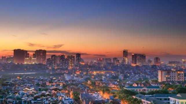 Hanoi City Skyline | Travel Vietnam: How To Plan A Trip