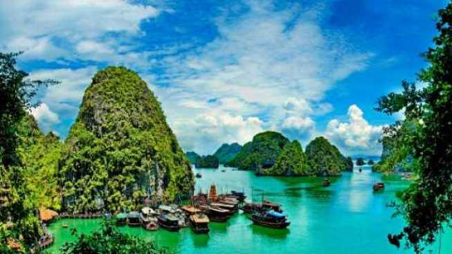 Halong bay |Travel Vietnam: How To Plan A Trip
