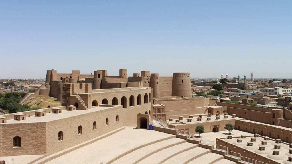 Herat Citadel |Tourism In Afghanistan