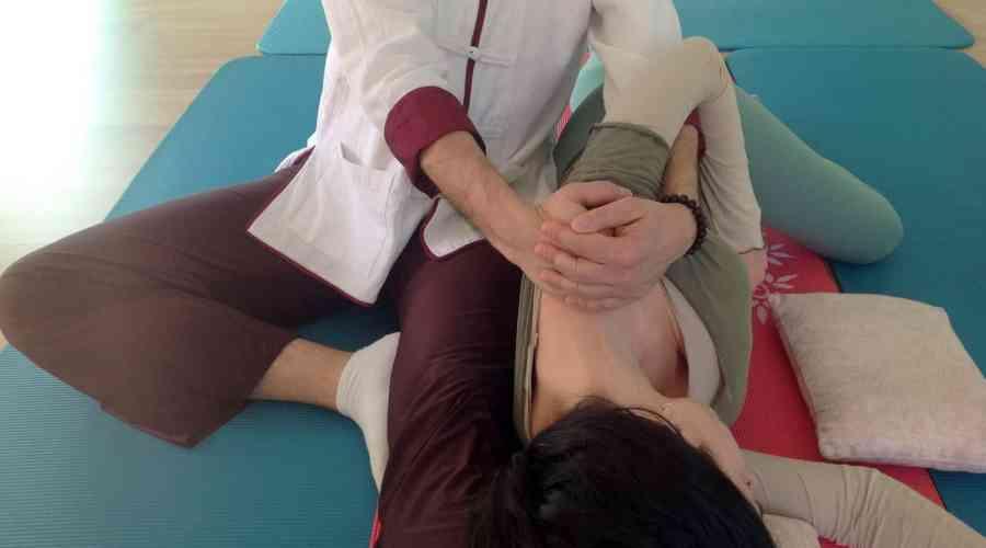 14 Days Thai Massage Training and Yoga Retreat in Crete Greece