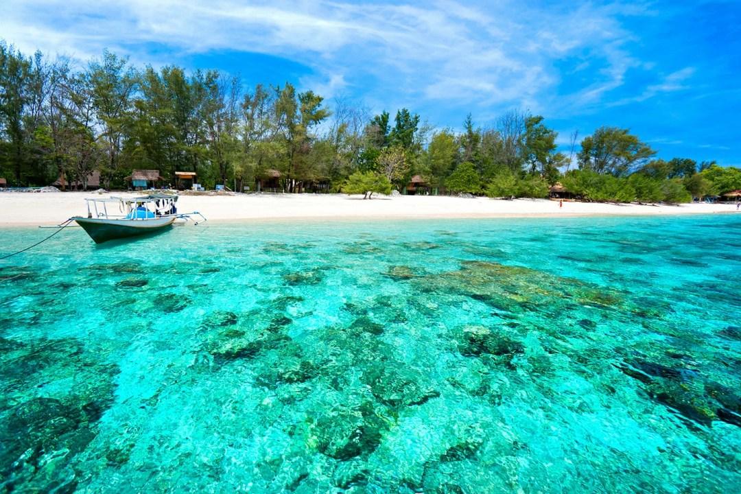 Snorkelen op Gili Meno Lombok