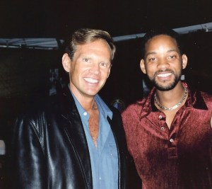 Marshall and Will Smith