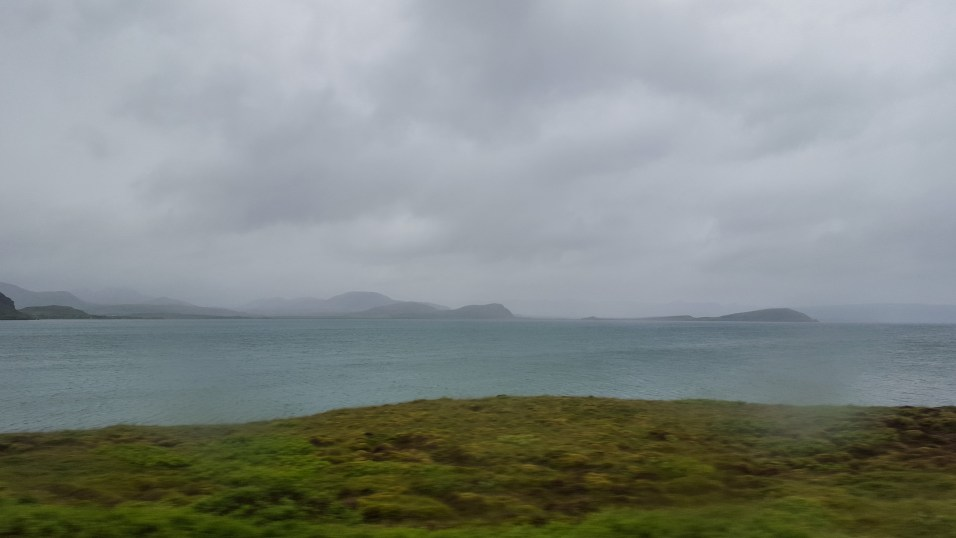 Iceland's larget natural lake