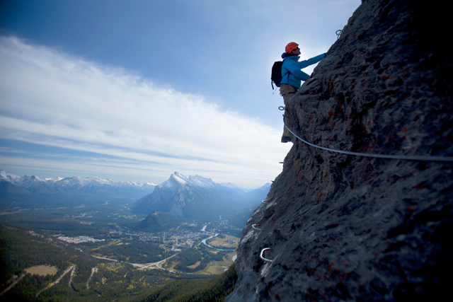Via Ferrata Banff