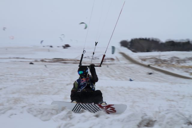 Red Bull Kite Farm Kite Boarder 3 Regina