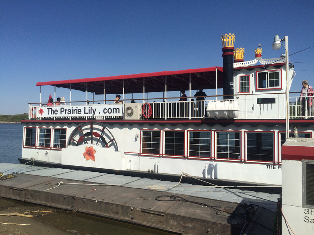 The Prairie Lily cruise Saskatoon
