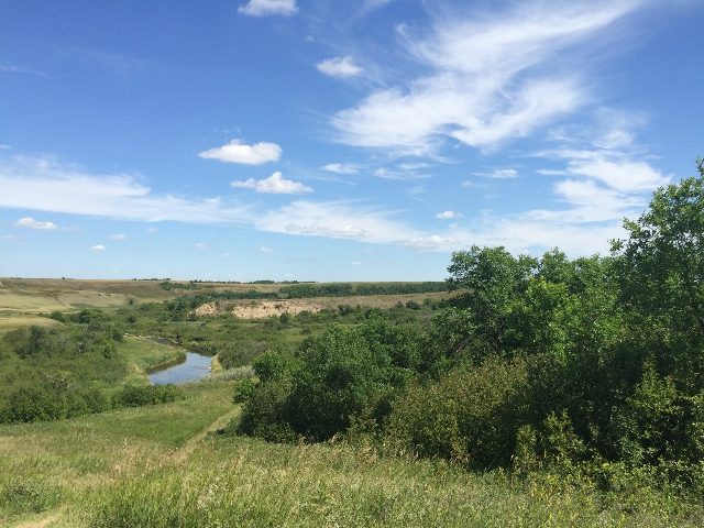 Wascana Trails hike
