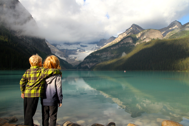 Lake Louise picture Banff National Park