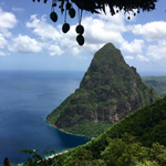 Tet Paul Saint Lucia Pitons Jenn Smith Nelson