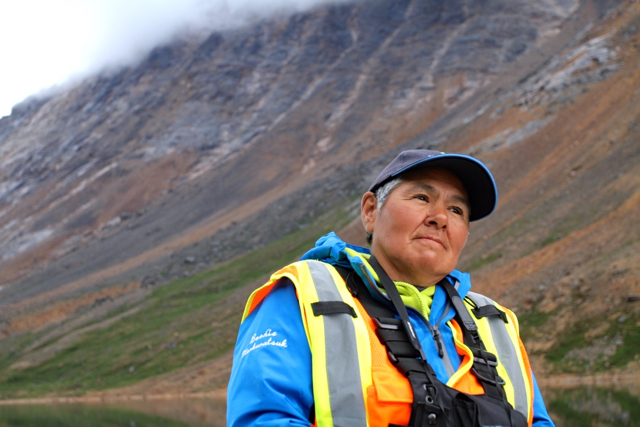 jenn smith nelson, torngat mountains national park