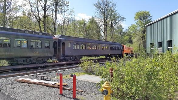 Ride in Antique Train at Northwest Railway Museum ,Snoqualmie
