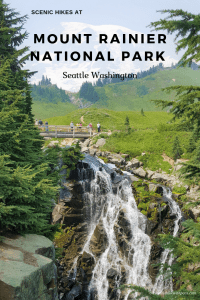 Scenic Hikes at Mount Rainier National Park