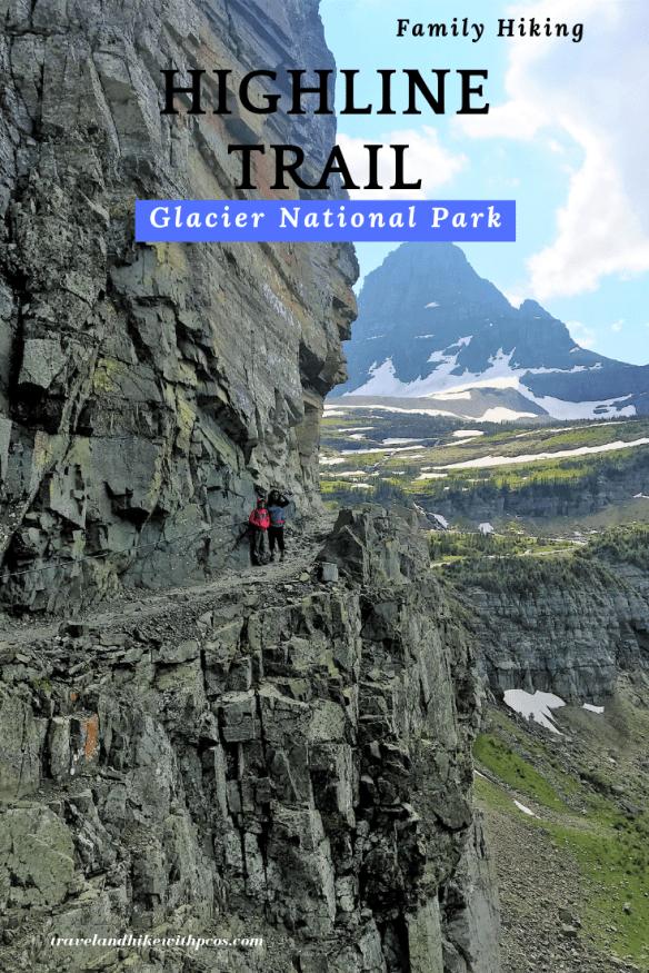 Hiking the Highline Trail Glacier National Park