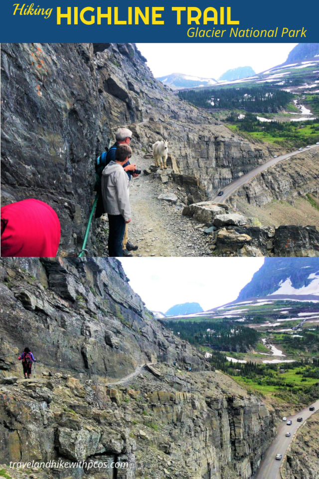 Hike the Highline Trail at Logan Pass Glacier National Park